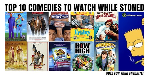Funny Movies To Watch High