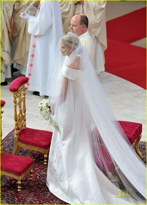 Prince Albert & Princess Charlene: Monaco Royal Wedding