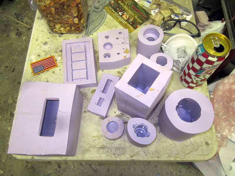 Molds for Greeblies and Widgets
