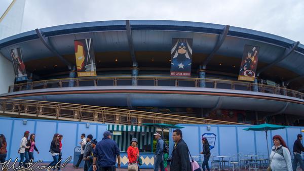 Disneyland Resort, Disneyland, Innoventions, Closed, Close, Refurbishment, Refurbish, Refurb