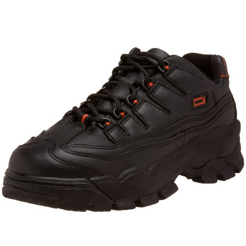 WORX by Red Wing Shoes Men's 5500 Steel Toe Athletic Work Oxford,Black,14 M