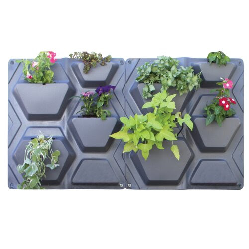 PlantScape Hex Vertical Garden | Wayfair