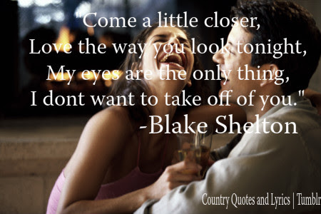 Quotes About Country Love Song 46 Quotes