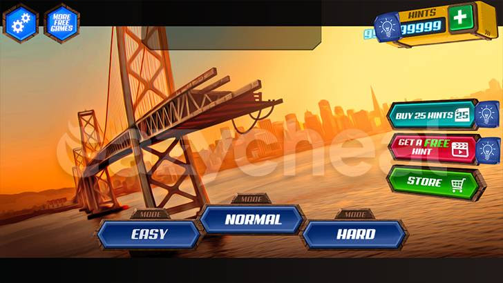 Bridge Construction Simulator 1.0.3 cheat