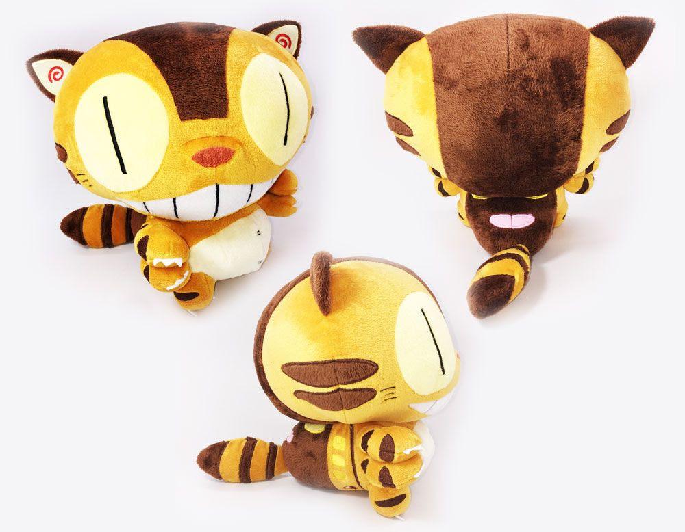 Spankystokes Com Designer Toy Vinyl Toy Art Toy Blog Catbuspoo A Plush Tribute To My Neighbor Totoro