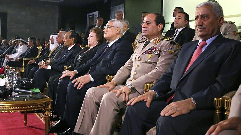 Estados Unidos congela parte de su ayuda militar y económica a Egipto