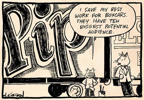 Laugh-Out-Loud Cats #2276 by Ape Lad