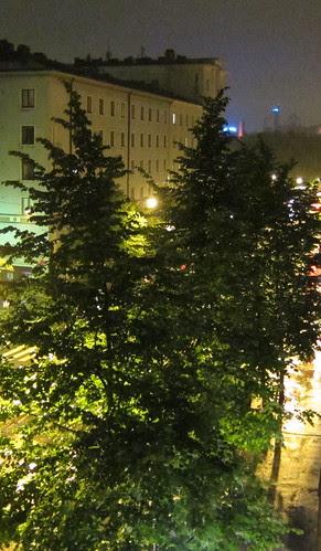 Yöllinen sade
