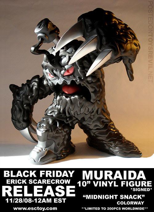 BLACK-MURAIDA