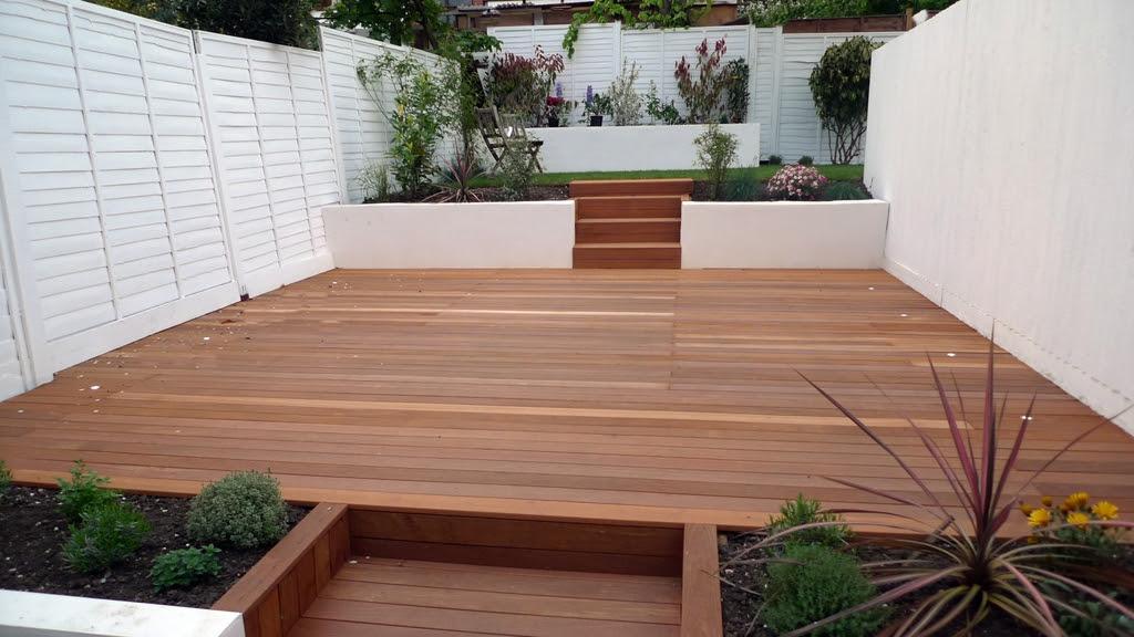 Two Modern Garden Designs - London Garden Blog