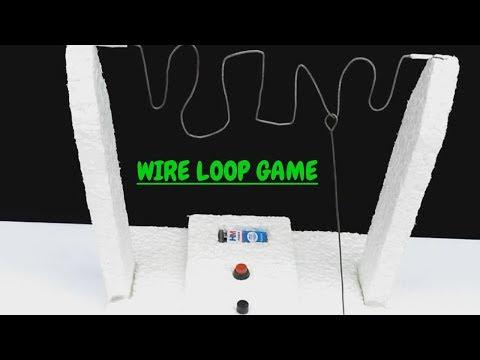 WIRE LOOP GAME