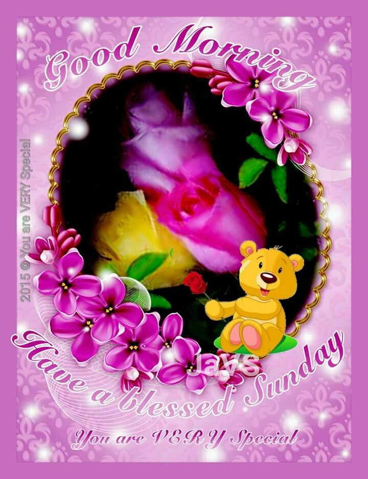 Good Morning Have A Blessed Special Sunday Pictures Photos And