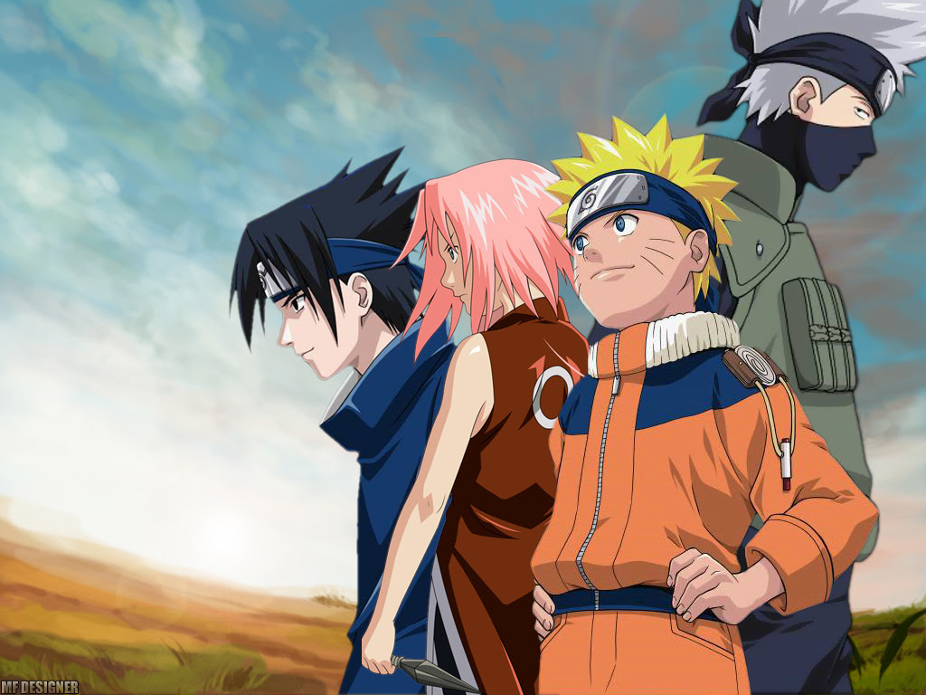 Team 7  Naruto Wallpaper 9735587  Fanpop
