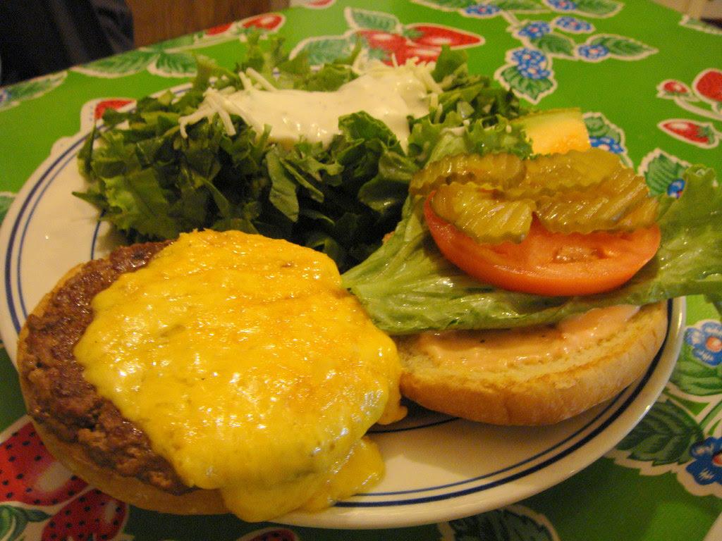 Nostalgia '57 Burger