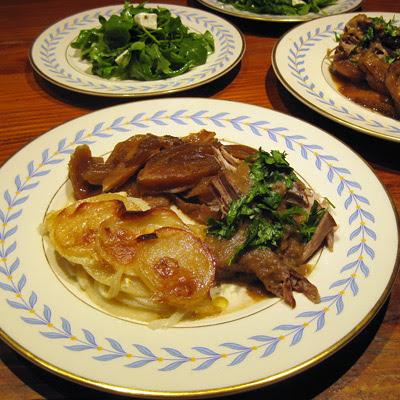 pork shoulder w fennel and ginger