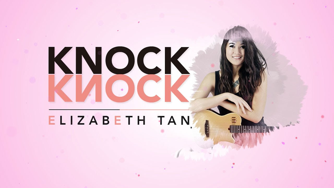 knock knock - elizabeth tan