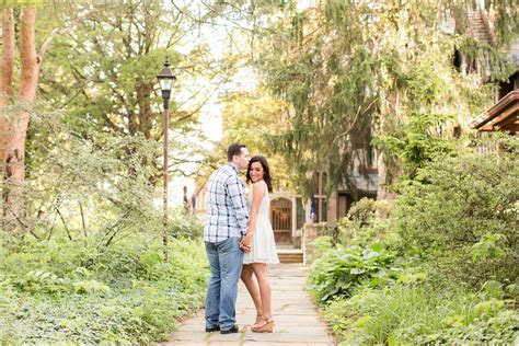 Skylands Manor Engagement Photos   NJ Wedding Photographer