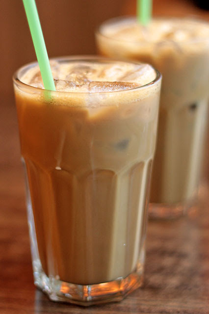 Ice Kopi is just what we need for this sweltering weather!