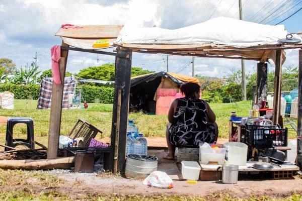 Procura por abrigos públicos durante a pandemia aumentou 248% no DF