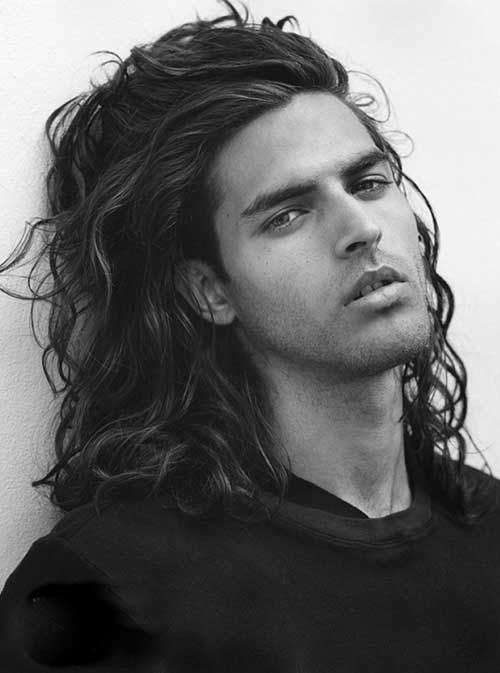 25 Wavy  Hairstyles  Men  Mens  Hairstyles  2019