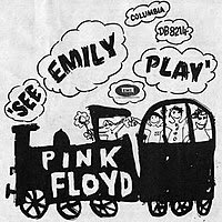 """See Emily Play"" cover"