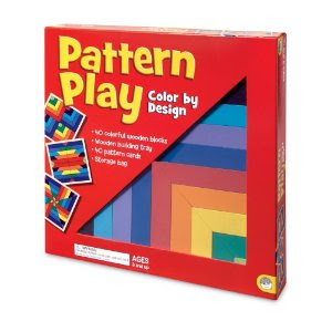 Pattern Play Color By Design Icklebooks