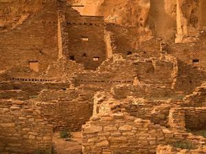 Ruinas de Pueblo Bonito