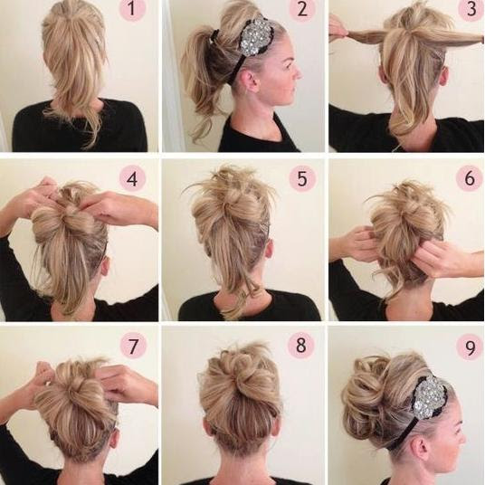 Coiffure Mariage Facile Cheveux Court Ivory Hairstyle