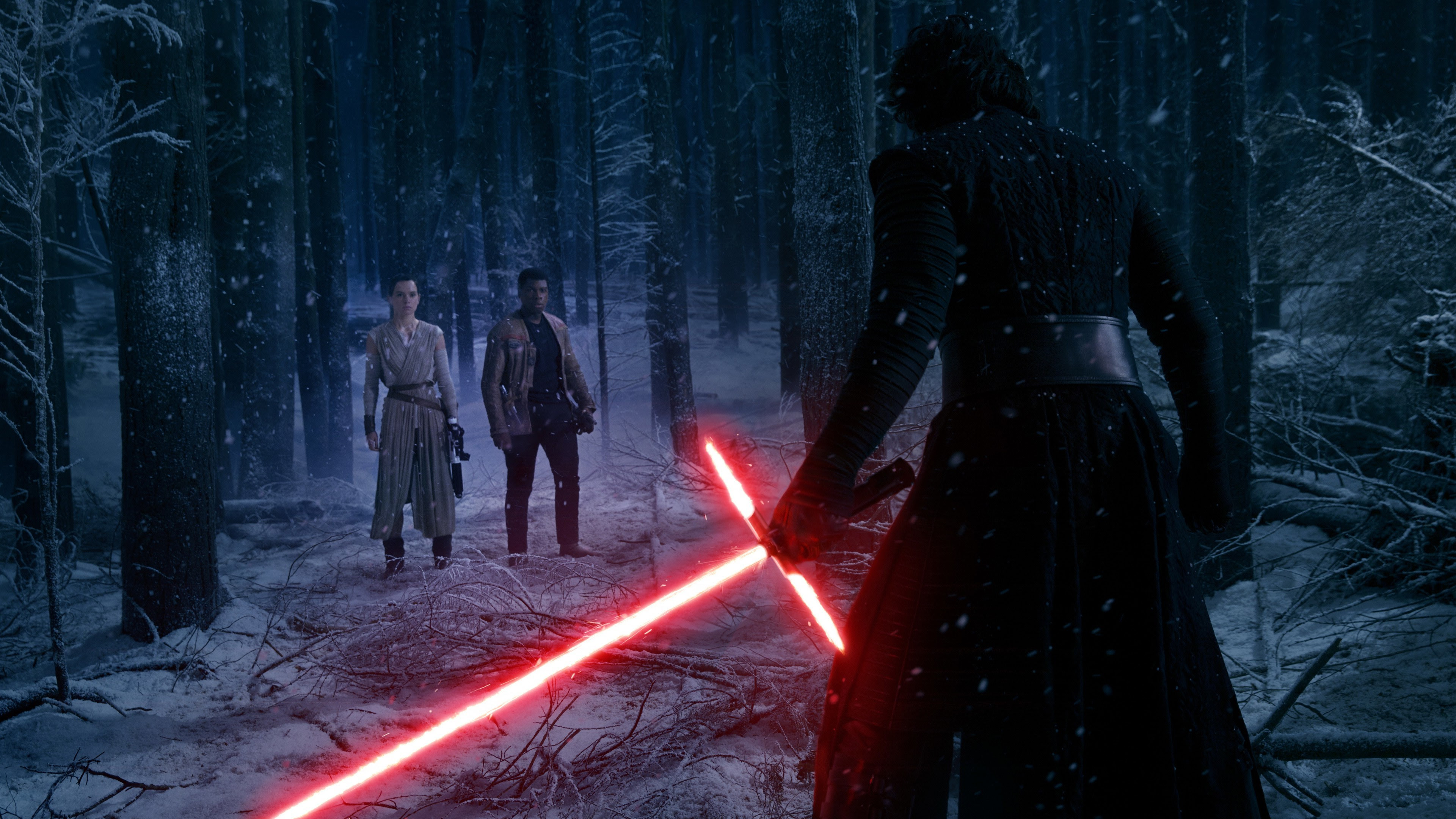 Kylo Ren Star Wars The Force Awakens Wallpapers Hd Desktop And