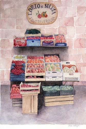 silvias fruit stand italy