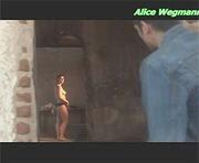 Alice Wegmann nua na serie Onde nascem os fortes