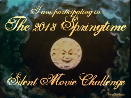 Springtime Silent Movie Challenge