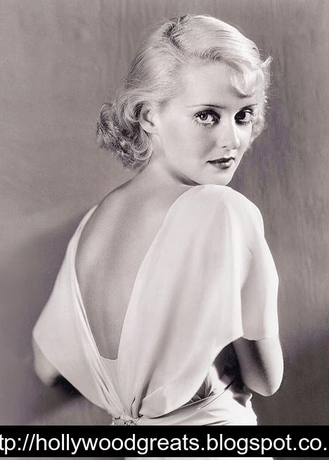 Bette Davis, Femme Fatale Those eyes.