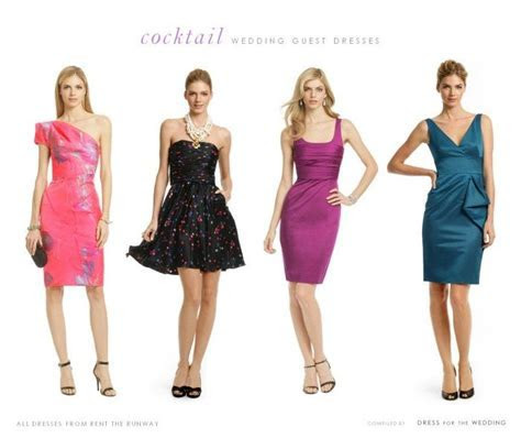 Ideas for cocktail dresses to wear to a wedding!   Wedding