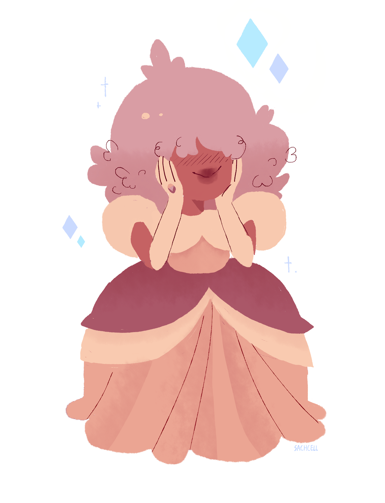 Padparadscha predicts u are doing great and you are a strong & wonderful person!