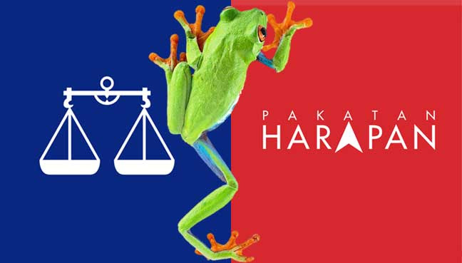 Image result for sabah umno jumping frogs