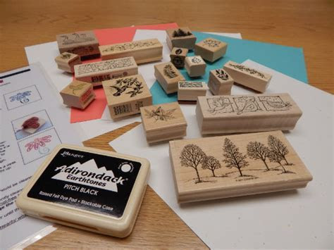 Check out arts & crafts with kits from the library