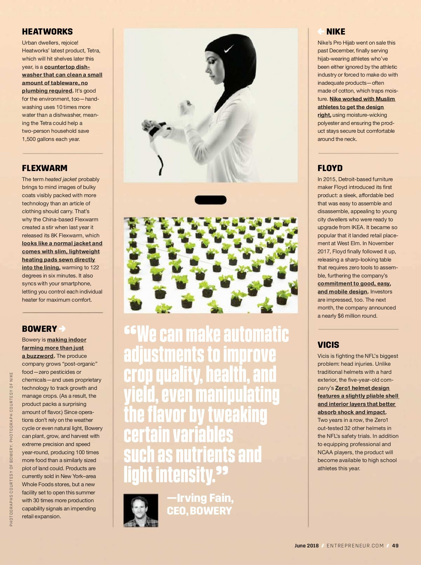 Entrepreneur Usa June 2018 Pages 51 100 Text Version Pubhtml5 - roblox innovation research labs secret sewers youtube