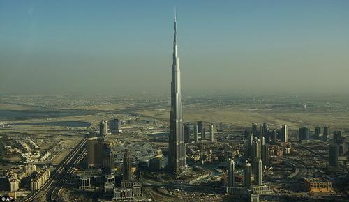 Burj Khalifa By Day
