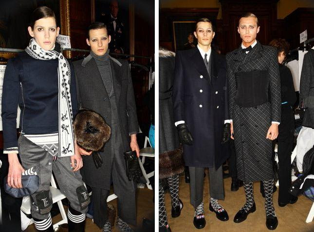 Thom Browne Fall/Winter/10/11
