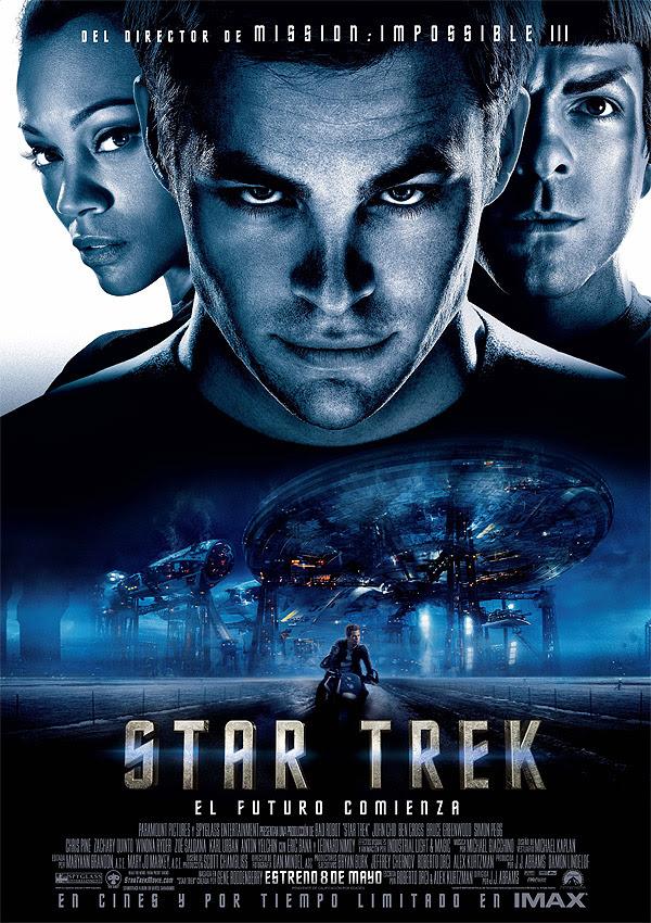 Star Trek: El futuro comienza (J. J. Abrams, 2.009)