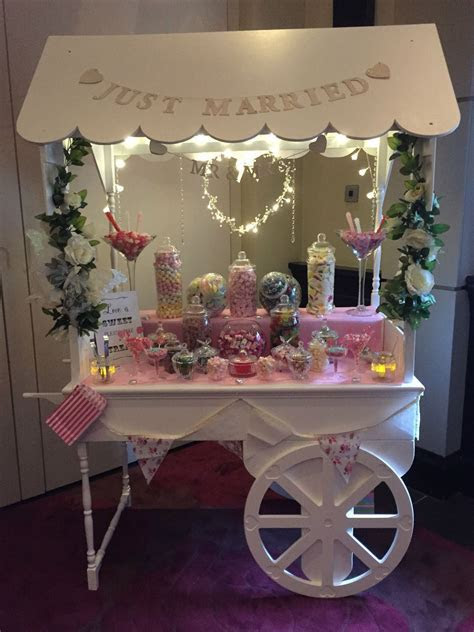 GOLD Candy Cart Package   Bouncy Castle Hire in Manchester