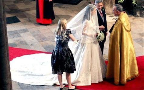 Kate Middleton's wedding dress secrets revealed by