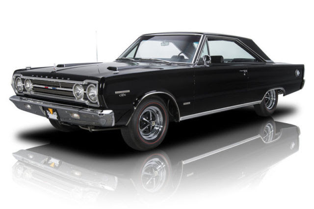 1967 Plymouth Gtx 21562 Miles Black Hardtop 426 Hemi V8 4 Speed Manual For Sale Plymouth Gtx 1967 For Sale In Local Pick Up Only
