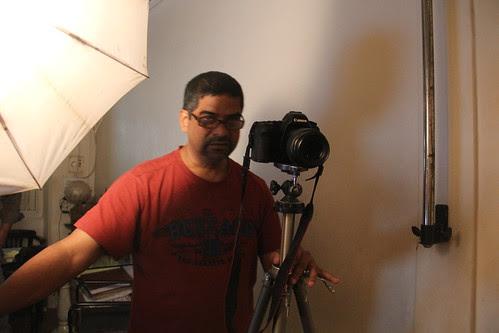 Vinay Parelkar Photo Shoots Me by firoze shakir photographerno1