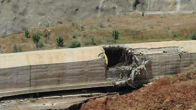 Entrega de relatório que indicará causas do rompimento de conduto da barragem de Jati atrasa