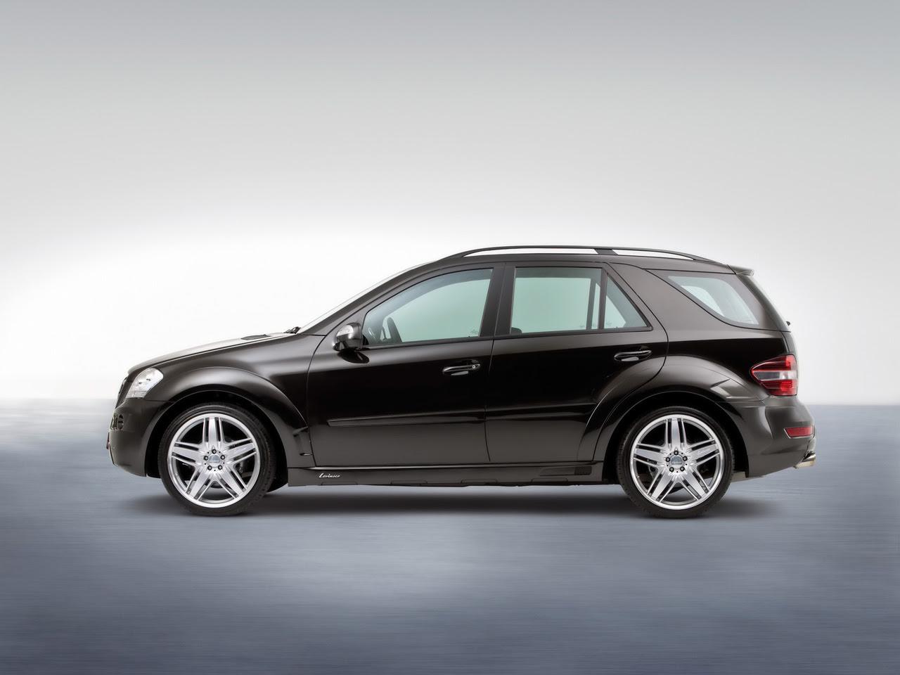 2010 Mercedes-Benz M-Class - Information and photos ...