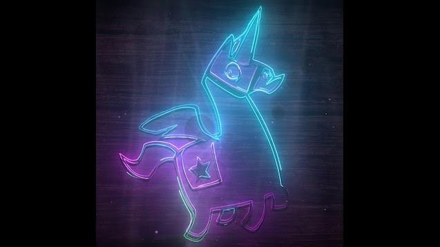 Fortnite Neon Background Free V Buck Discord