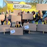 Les salariés de Bricorama de Dizy en grève ce vendredi soir