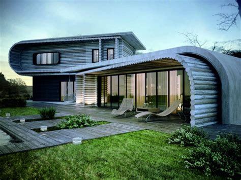 vive la maison en bois la solution ideale pour les